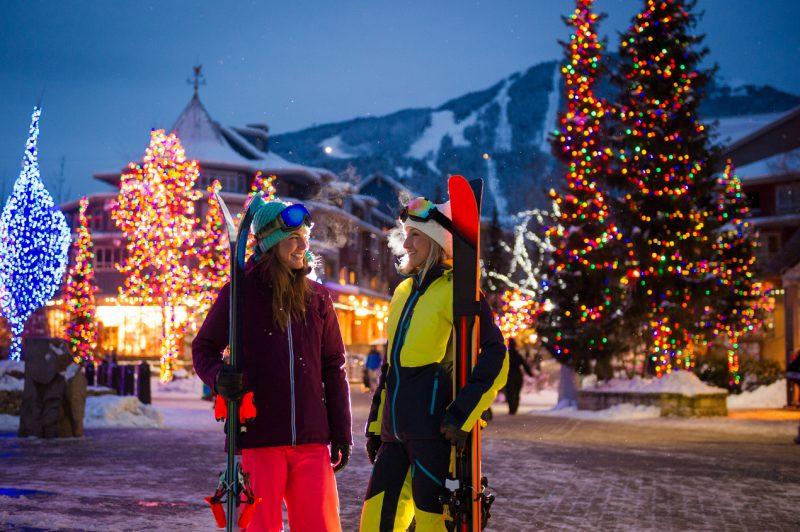 Boże Narodzenie na nartach. Rodzinne święta poza domem